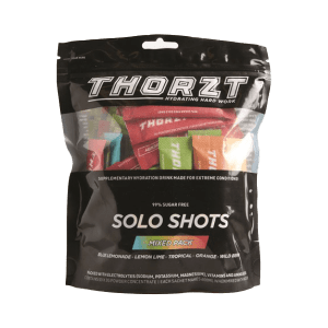 Hyrdation Powdered Concentrates Solo Shots