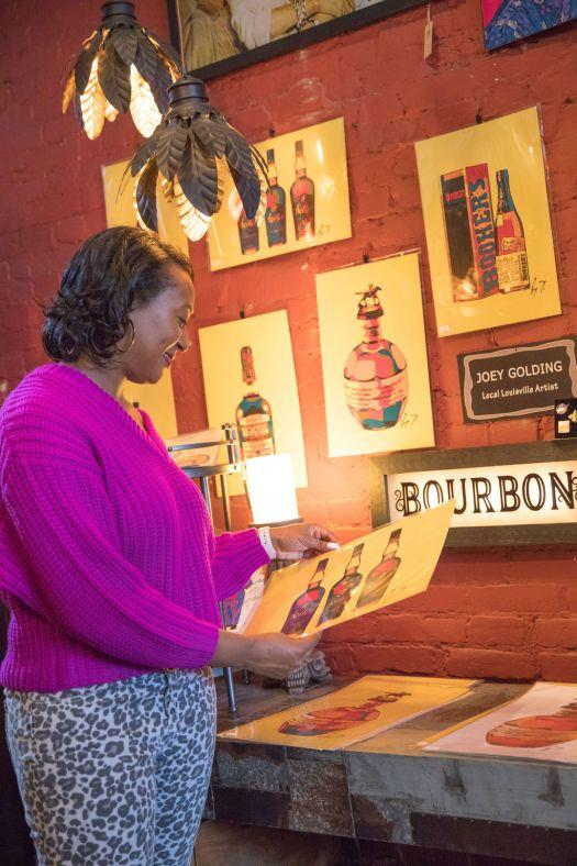 Bourbon Art, Art in Kentucky
