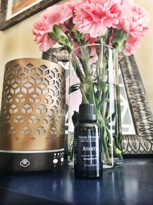 Wellness, Anxiety, Essential Oils, Friday Five: Wellness Edition