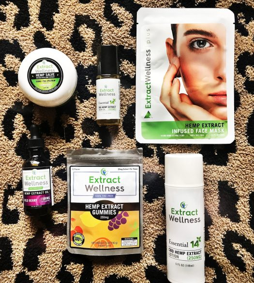 Extract Wellness, CBD Products, Kentucky Proud Products