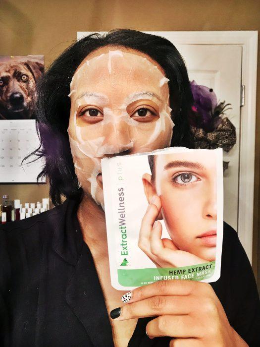 Extract Wellness Skincare, CBD Skincare, CBD Wellness