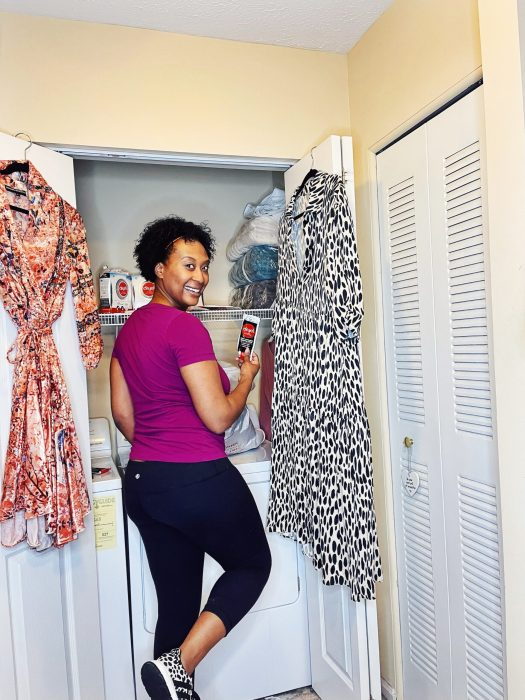 Dryel, How Dryer Saves me time