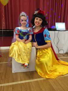 Snow White Children's Party Entertainer