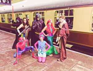 Great Central Railway - Heroes and Villains