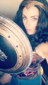 Wonder Woman Leicester