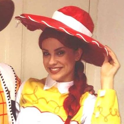 Jessie Toy Story Party Entertainer