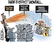 Fakin It Effect Snowfall