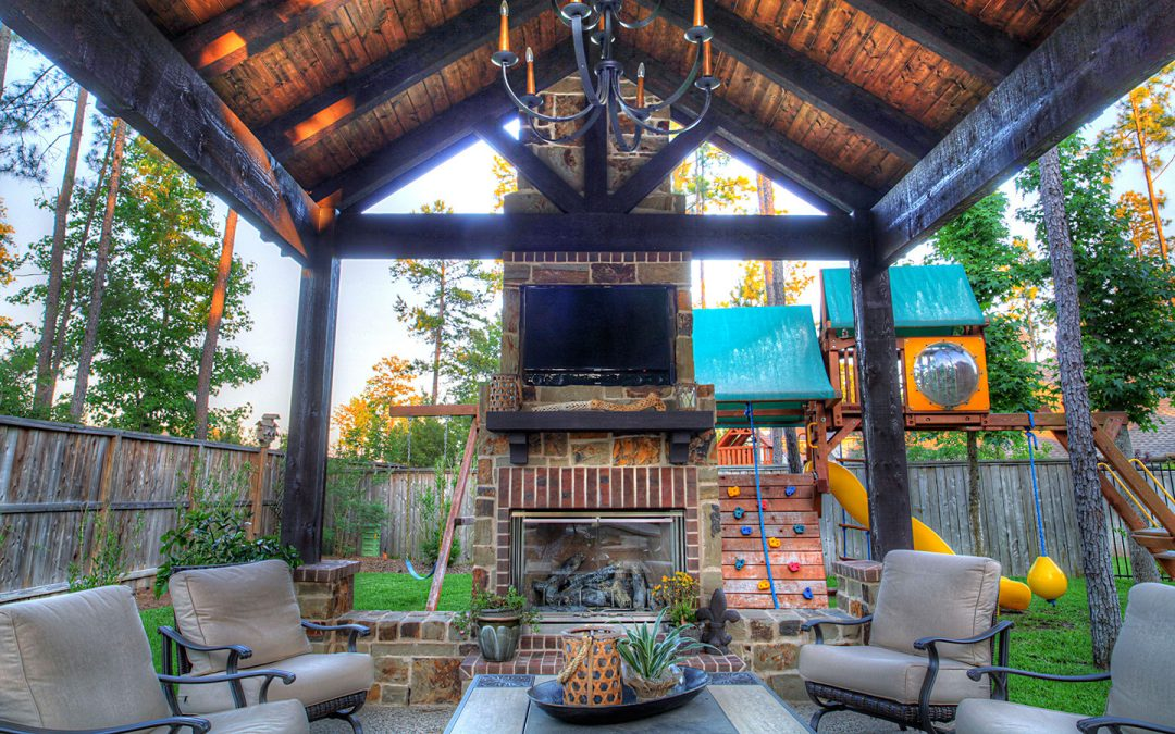 Beautiful Extended Patio Ideas For Any Backyard ... on Extended Covered Patio Ideas id=37266