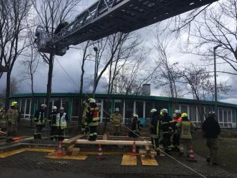 Heavy Rescue Germany Paratech Trench Training (2)