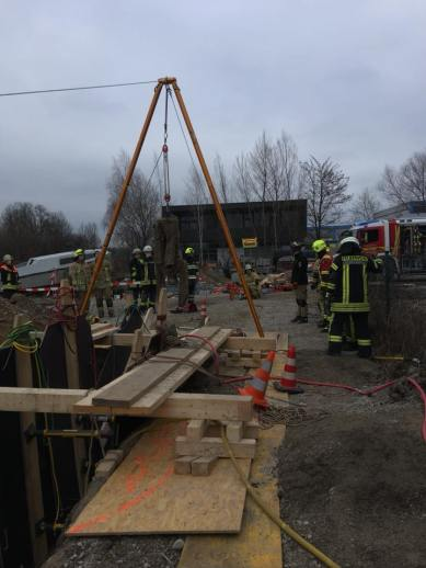 Heavy Rescue Germany Paratech Trench Training (4)