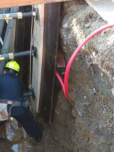 Hunterdon County Emergency Services Training Center Trench Training (4)