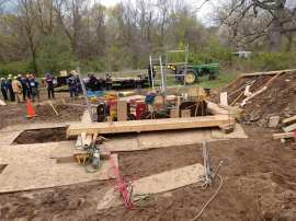 HCESTC'S Trench Rescue Technician Class (3)