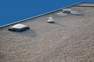 tar and gravel roof maintenance