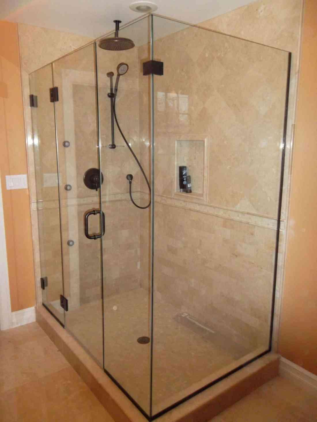Shower Door and Enclosure Portfolio Features - Absolute Shower Doors