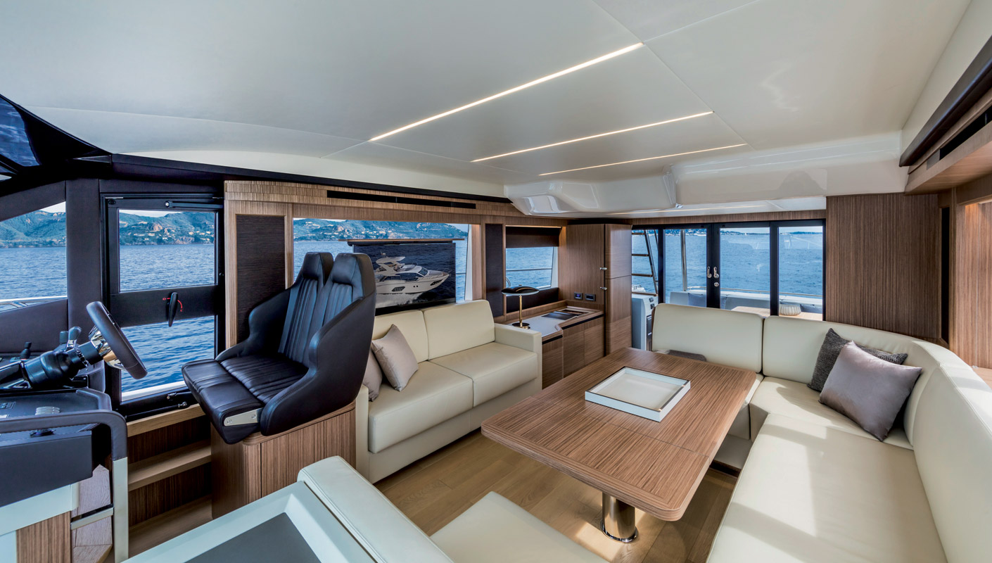 52 fly absolute yachts luxury and
