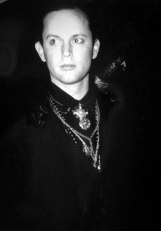 NYC Goth DJ Jason at Long Black Veil