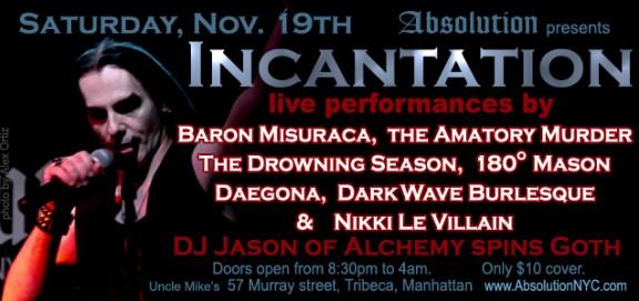 Incantation Absolution Goth Club NYC flyer november.jpg