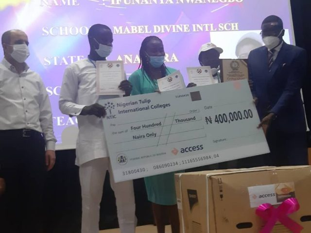 Anambra Continues To Excel In Education As 10 Year-Old Ifunanya Nwanegbo Becomes Best Young Mathematician In Nigeria