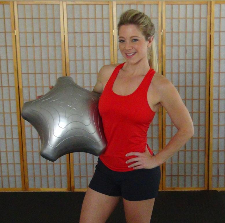 Nichole Mellison is an AbStar fitness model and our newest AbStar Ambassador.