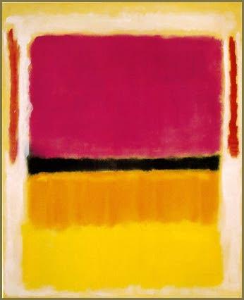 Mark Rothko, Red, Orange, Tan, and Purple, 1949