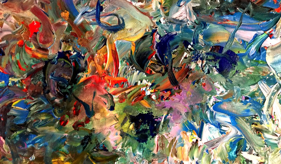 Abstractionist by Estelle Asmodelle