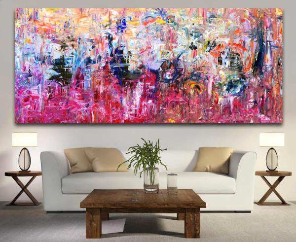 23 - Abstract Expressionism by Estelle Asmodelle
