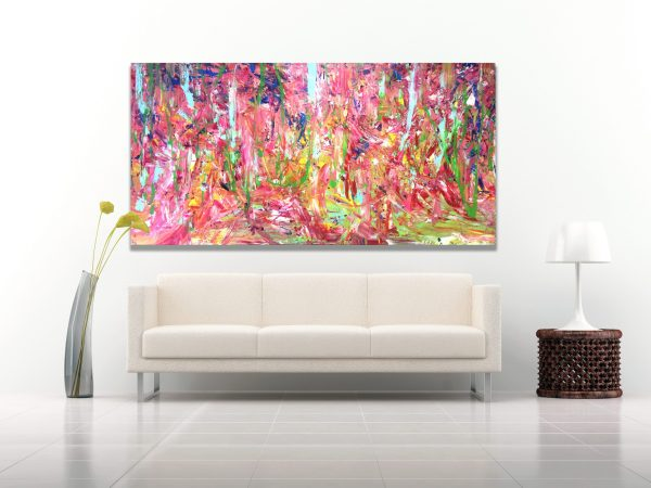 Human Freedom on an Alien World - Abstract Expressionism