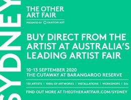 The Other Art Fair - Sydney with Estelle Asmodelle