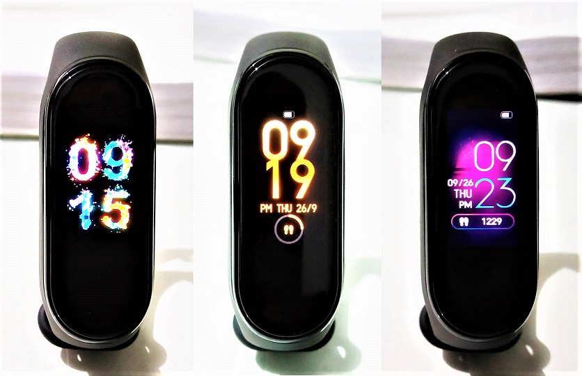Watch Faces MI Band 4- Complete Guide