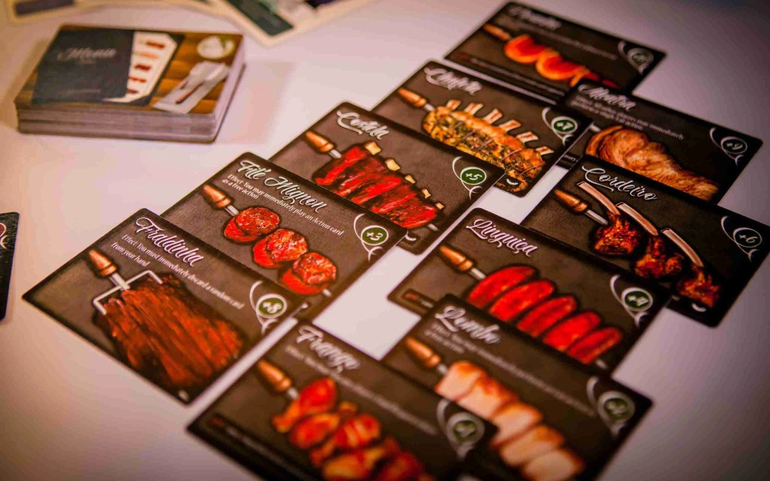 Churrascaria is Live on Kickstarter!