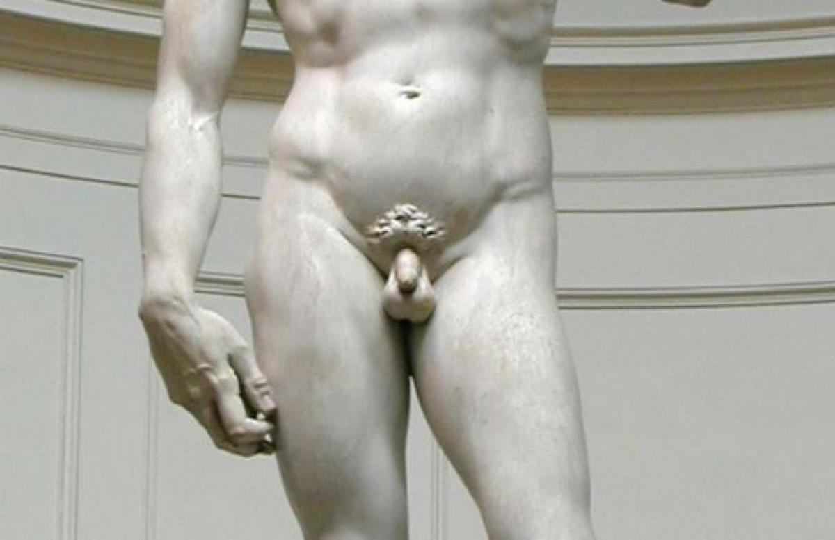 Il pene più grande del mondo!