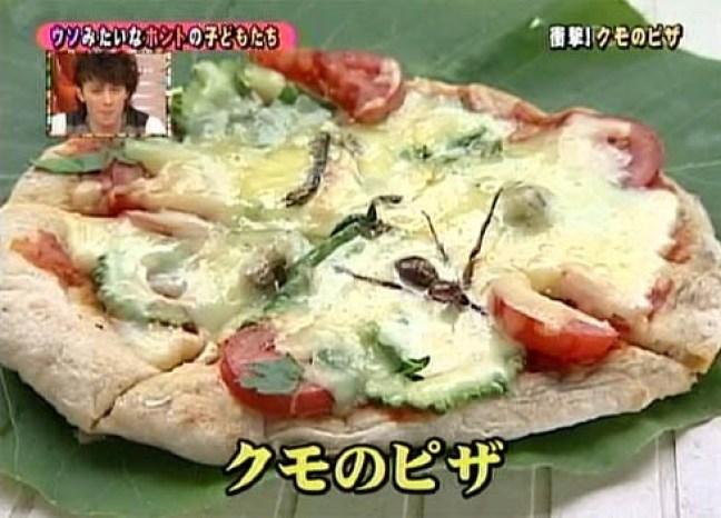 pizza ai ragni