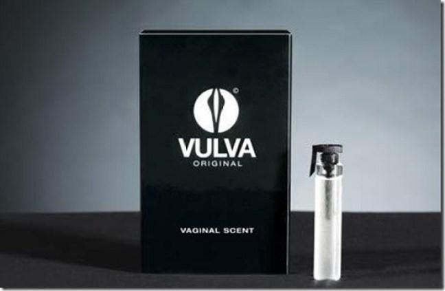 vulva perfume