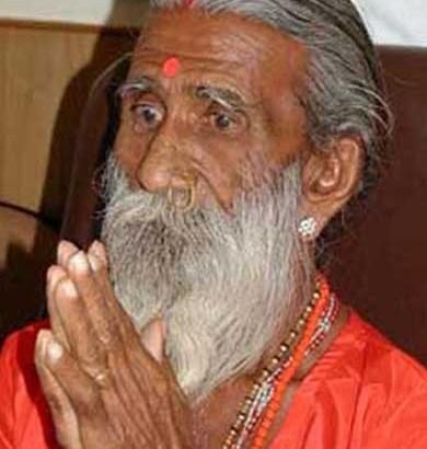Prahlad Jani - Non mangia e beve da 73 anni
