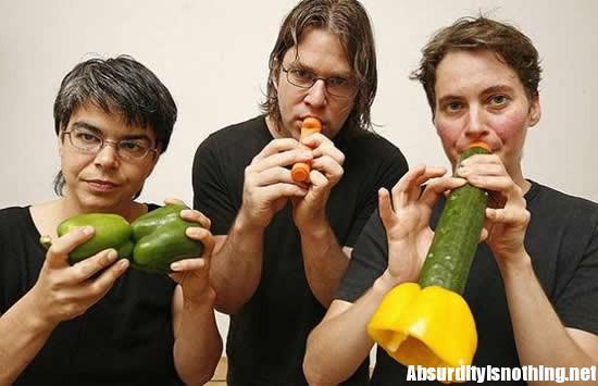 Vienna Vegetable Orchestra