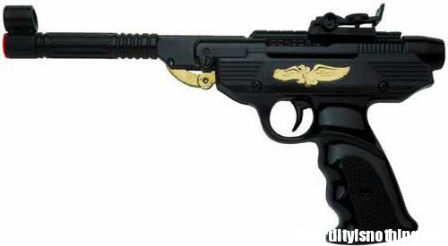 Pistola ad aria compressa