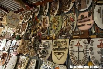 Il primo Museo delle Assi del Cesso