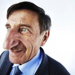 Il naso più grande del mondo