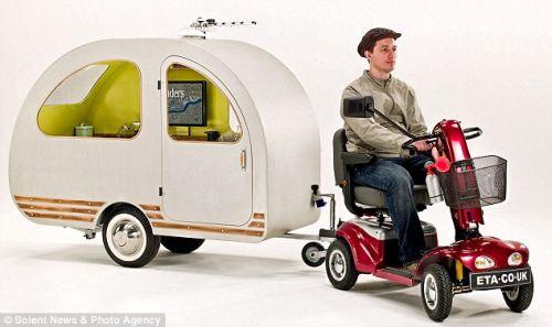 La roulotte più piccola del mondo (5)