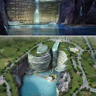 I 10 hotel più strani del mondo