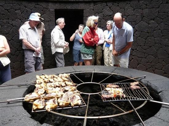 El Diablo Restaurant di Lanzarote (2)
