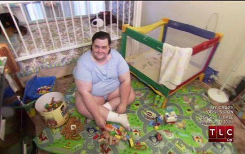 Stanley, il bebè di 31 anni (3)