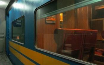 L'uomo che ha un treno nel seminterrato (2)