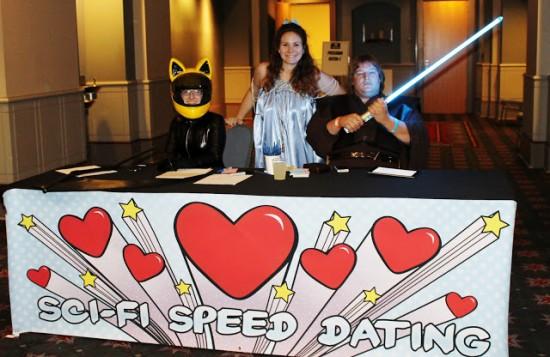 Come riuscire a Dating velocità geek