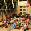 Costruisce il vero castello di Hogwarts con i LEGO (2)