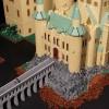 Costruisce il vero castello di Hogwarts con i LEGO (7)