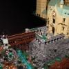 Costruisce il vero castello di Hogwarts con i LEGO (6)