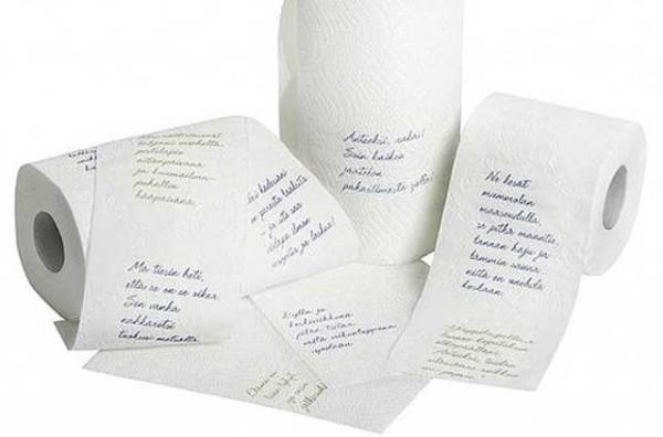 Frasi della Bibbia sulla carta igienica (1)