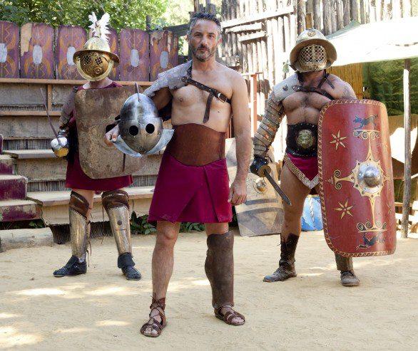 Scuola Gladiatori Roma - dove puoi diventare un vero gladiatore (2)