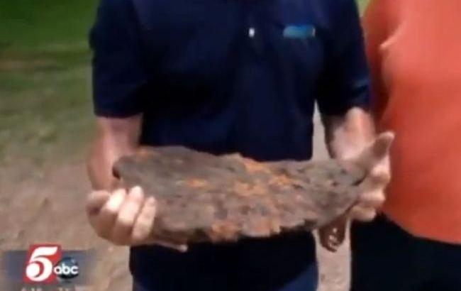 Contadino trova meteorite risalente a miliardi di anni fa